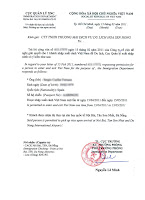 Vietnam invitation letter. Vietnam Visa on arrival