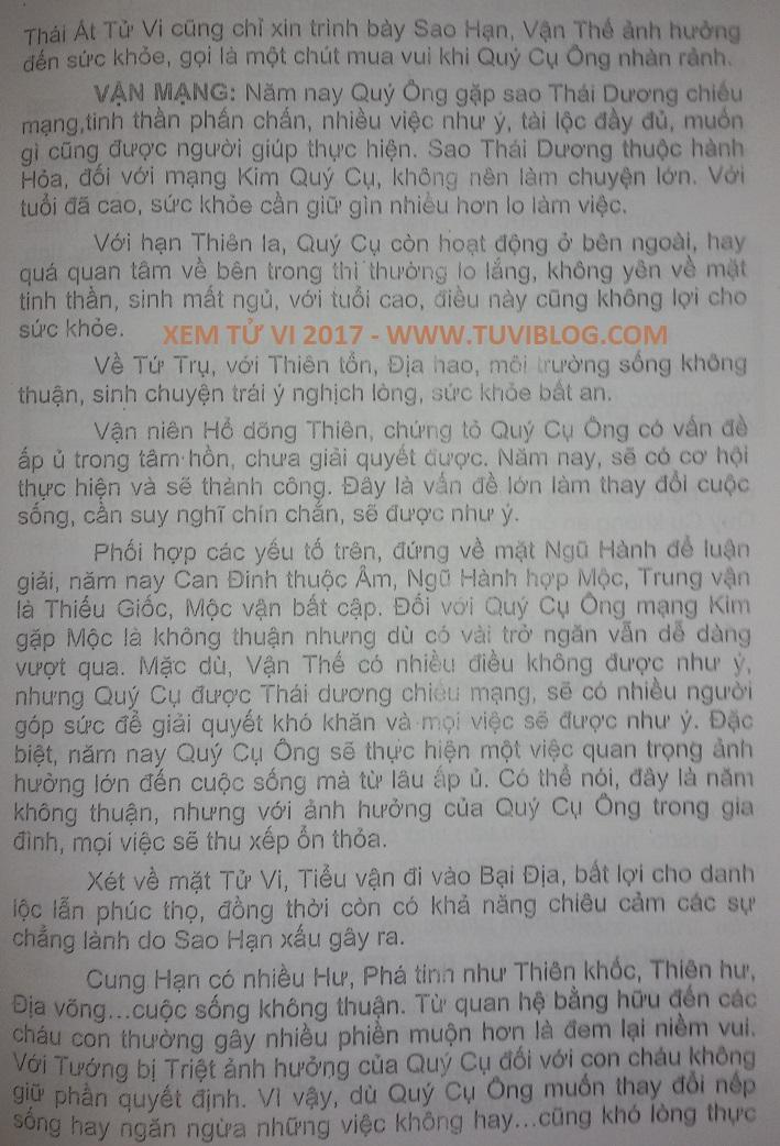 Tuoi Tan Ty 1941 nam 2017