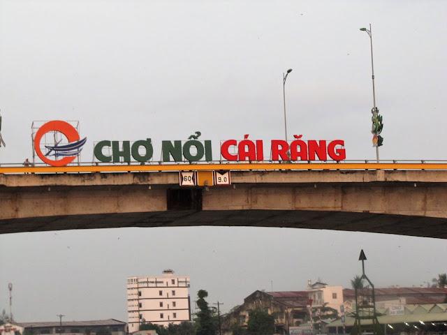 cai rang bridge mekong delta vietnam