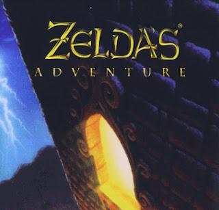 Imagen del videojuego para Philips CD-i: Zelda's Adventure (1994)