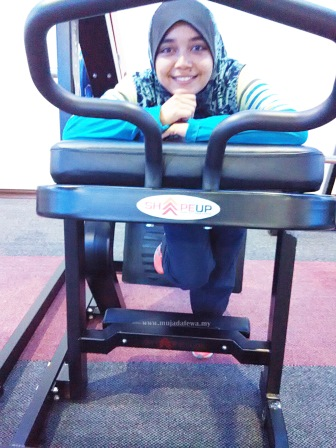 shape up gym, gym shape up, gym pengkalan chepa, gym padang tembak