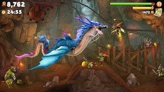 Hungry Dragon™ APK Data Obb