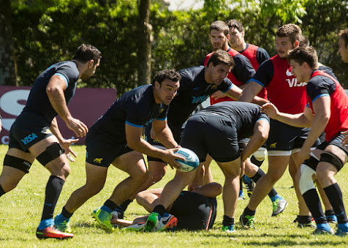 Tres cambios para enfrentar a los All Blacks