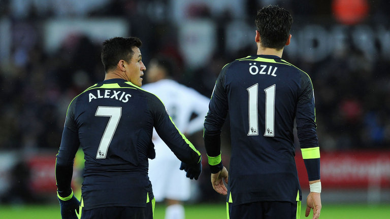 Arsenal Make Move To Pacify Alexis Sanchez With Banner