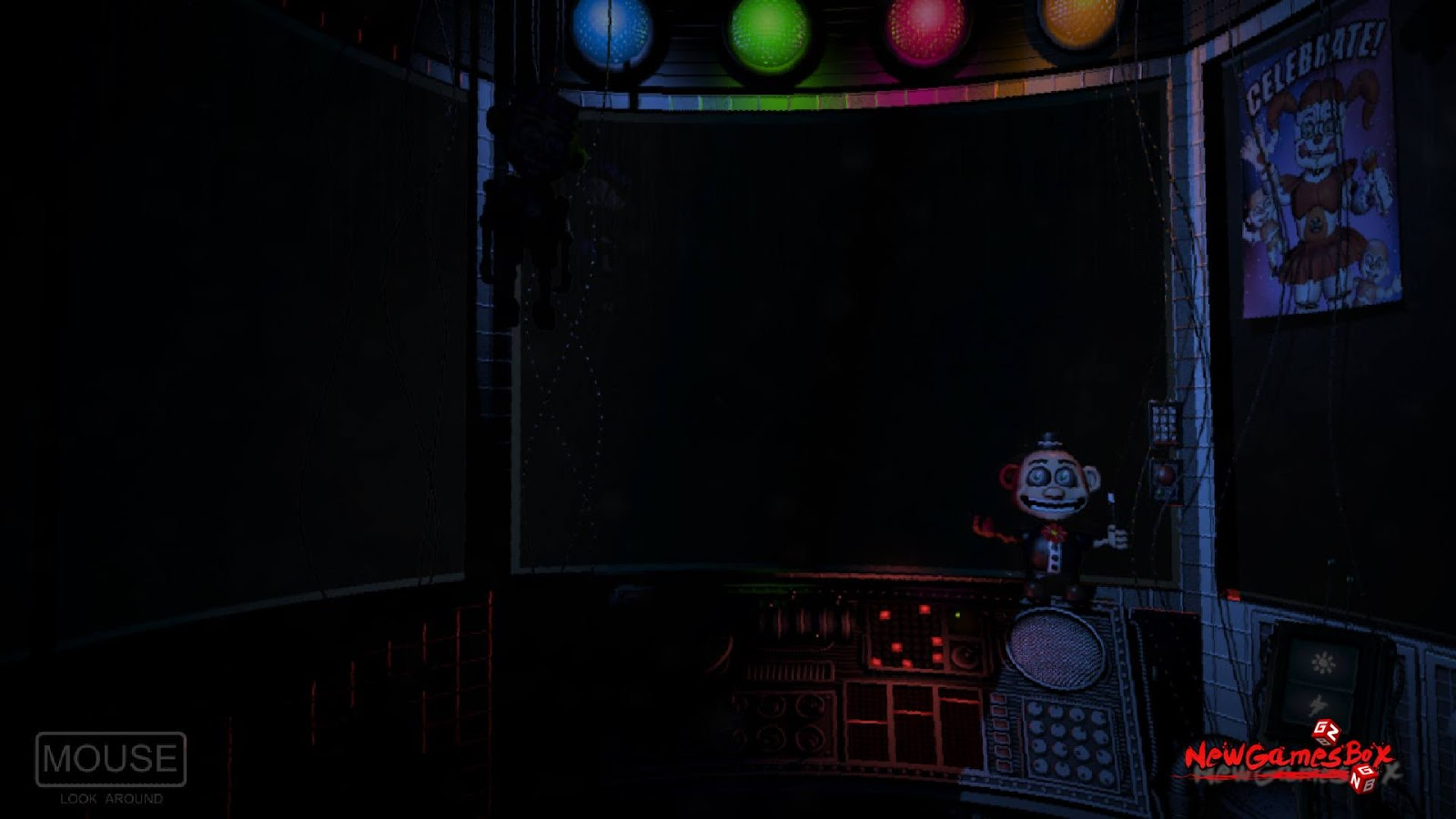 Five Nights At Freddys Sister Location PC Game Free Download For