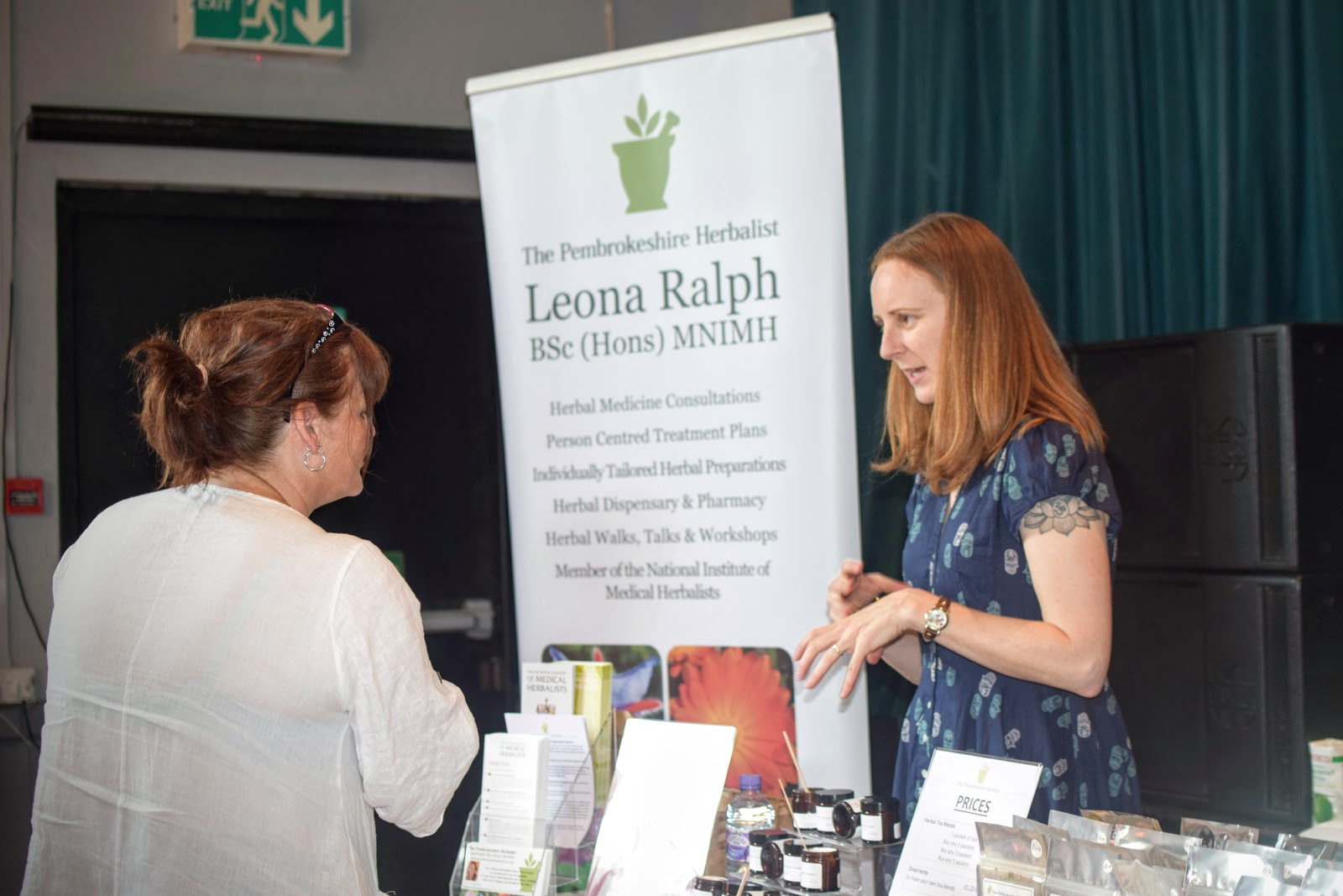 , The Absolutely Fabulous Vegan Festival, Queens Hall, Narberth, Pembrokeshire