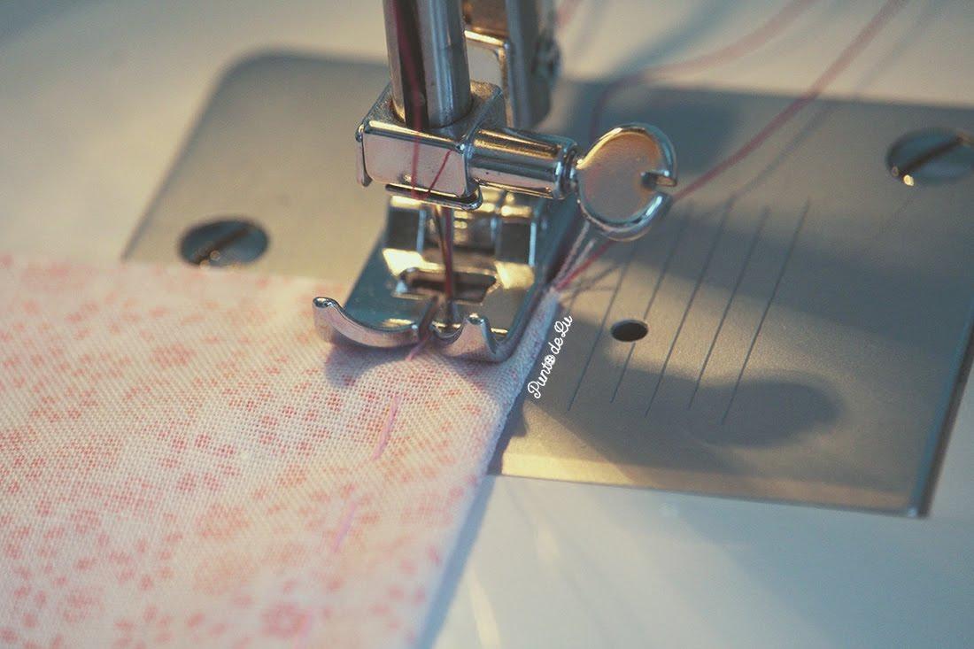 Cómo hacer una costura francesa