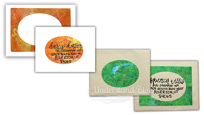 Ink layered gel press labels by understandblue