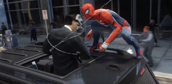 El vicepresidente de Marvel comenta que el Spider-man de PS4 llegará este 2017