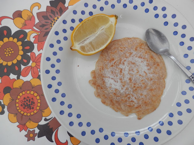 Vegan pancake recipe, for vegan buckwheat flour and coconut milk pancakes, soya free, dairy free, easy pancakes.  Made using Koko dairy free milk alternative.  secondhandsusie.blogspot.com #vegan #veganblogger