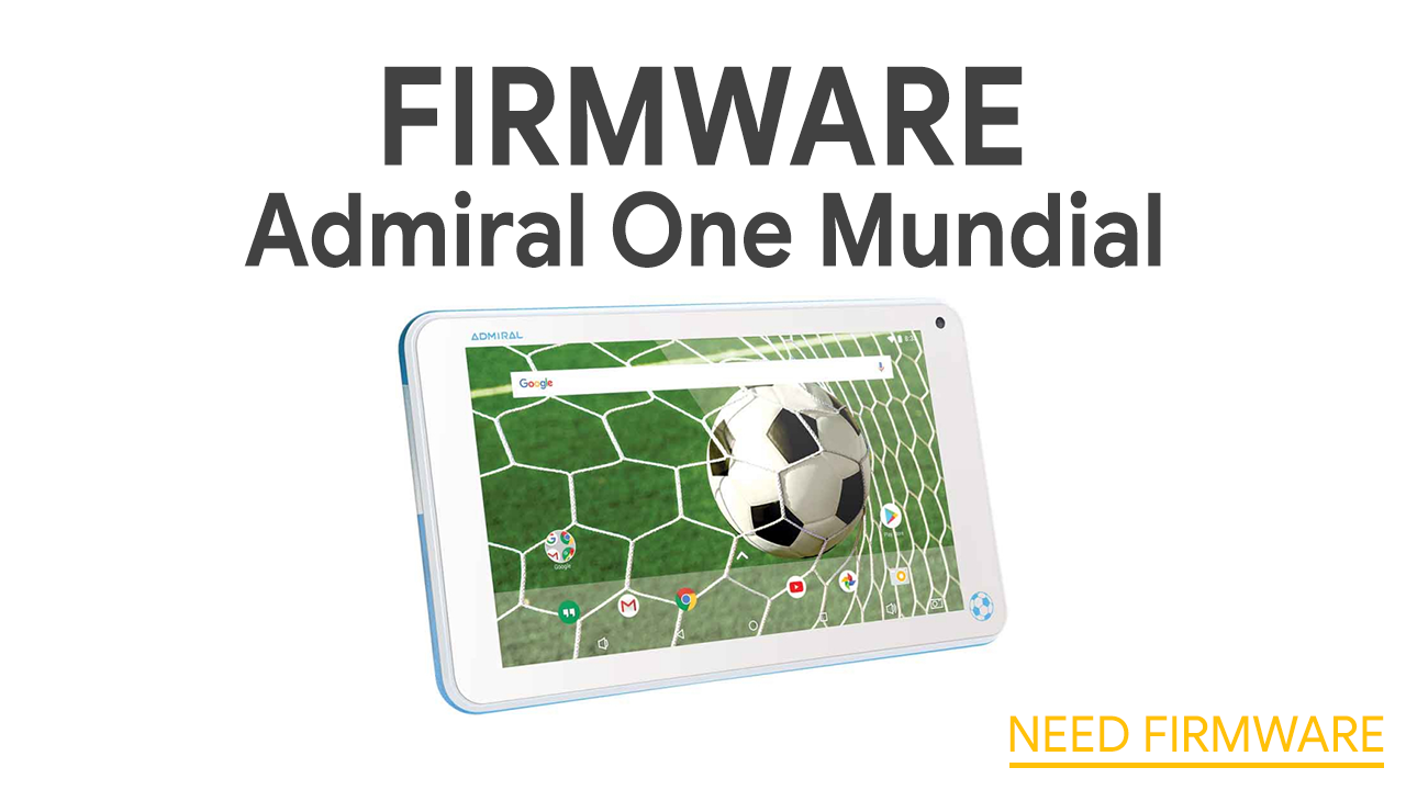 descargar firmware tablet admiral one 7