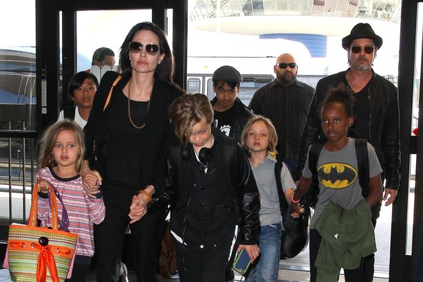 Actress Jolie break the silence on her divorce with Brad Pitt