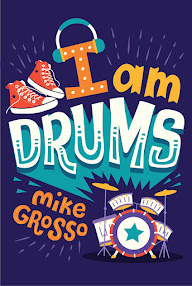 I AM DRUMS is out in paperback!
