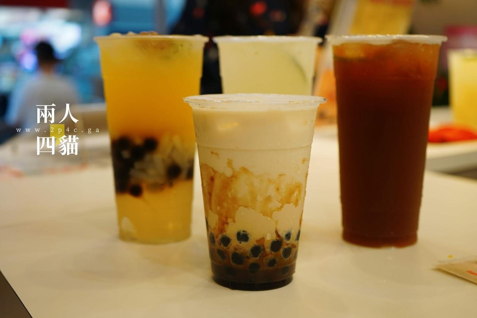 【中壢|美食】這間飲料店上過狂新聞!中原夜市【尼莫踢】橙柚青、黑糖珍珠鮮奶、冰淇淋奶昔 每一種都超好喝!