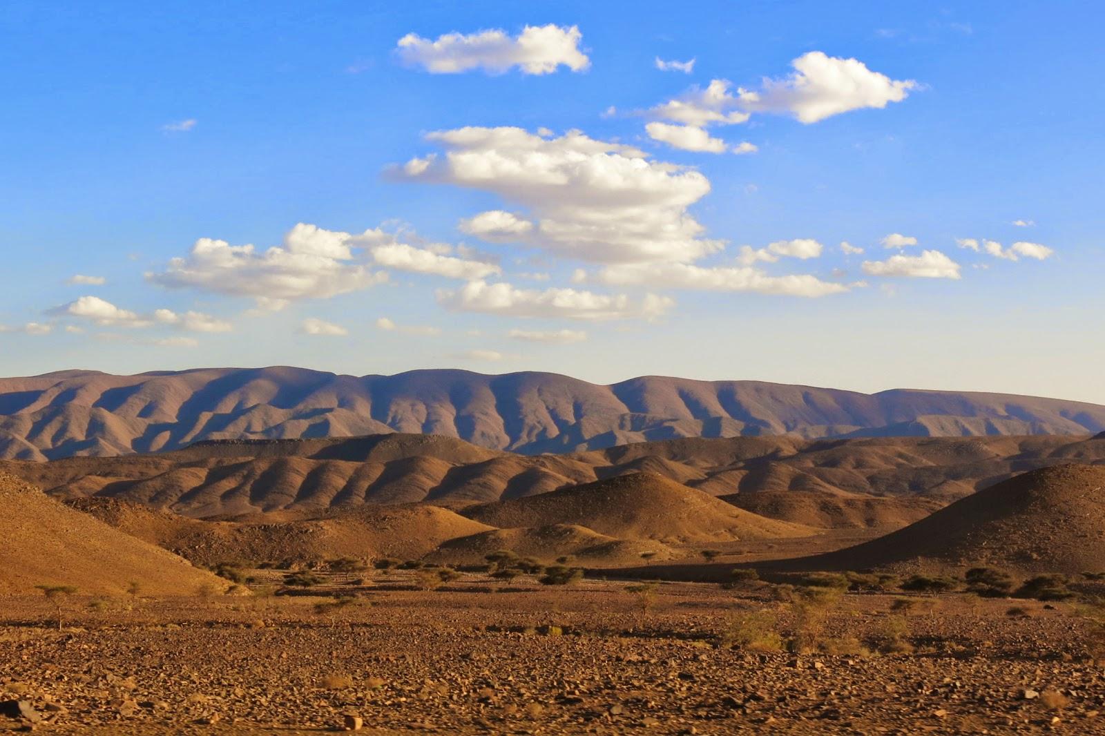 Atlasbergen! Marocko