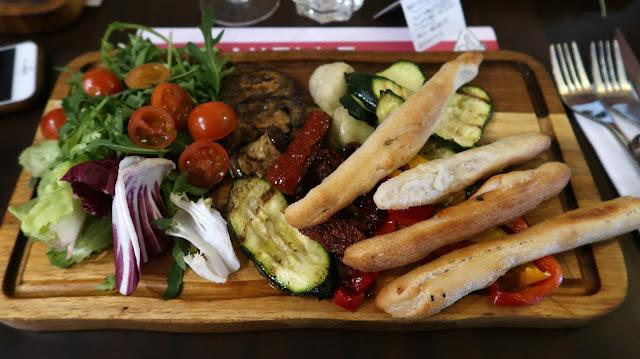 Danielle Levy, Trattoria 51, Italian food, Trattoria 51 Liverpool, Liverpool, food blogger, Liverpool blogger,
