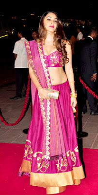 Kiara Advani in Reception