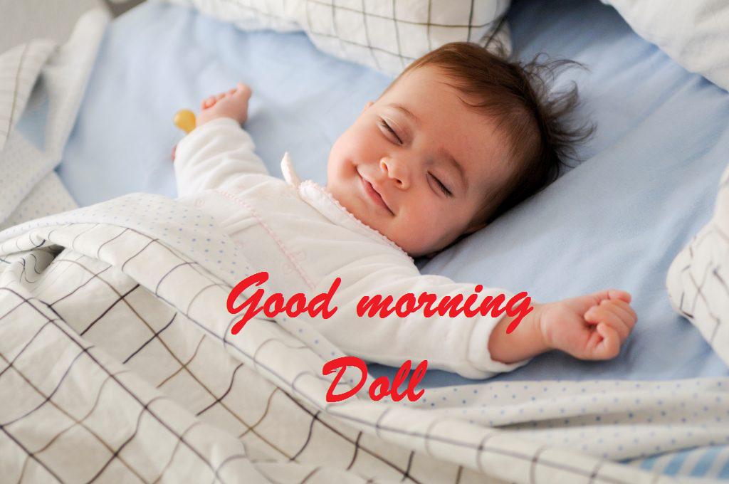 Good Morning Doll