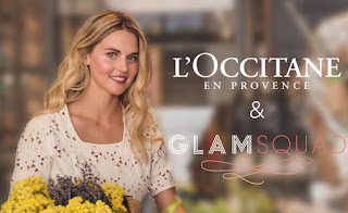 L'Occitane & GLAMSQUAD sweepstakes beauty from Provence promotion.jpeg