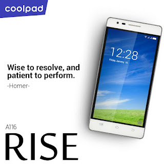 Cara Instal Ulang Coolpad Rise A116 Via PC - Mengatasi Bootloop