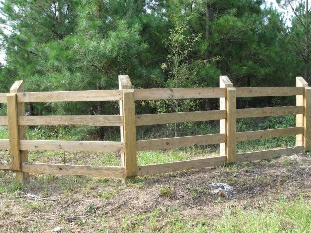 Images Of Wood Fencing Horse