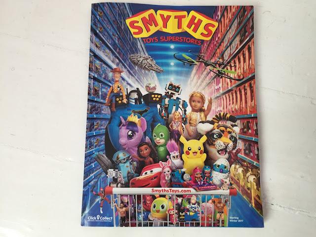 Smyths toy 2017