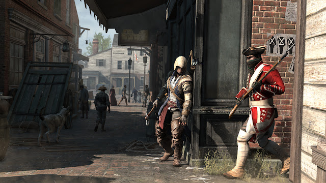 Assassin's Creed 3 Liberation For Free