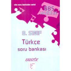Karekök 8.Sınıf Türkçe Soru Bankası