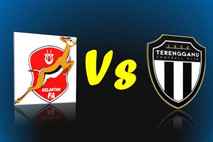 Live Streaming Kelantan vs Terengganu II Liga Premier 2019 #LP7