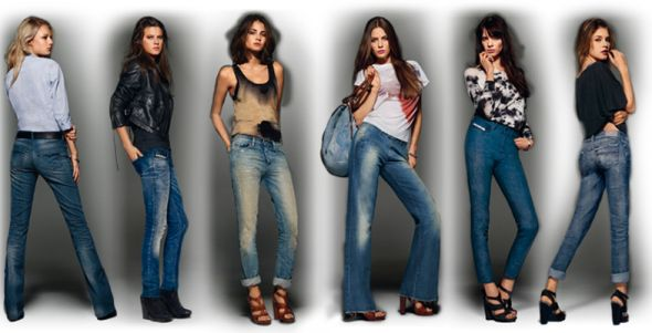 pantalones básicos moda juvenil