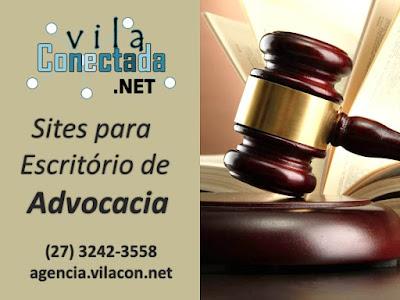 Site para Escritório de Advocacia