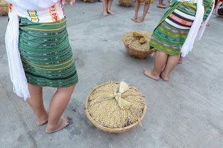 Rice Harvest Cultural Parade Participants