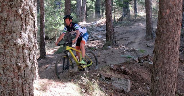 AlfonsoyAmigos - Rutas MTB - La Barranca