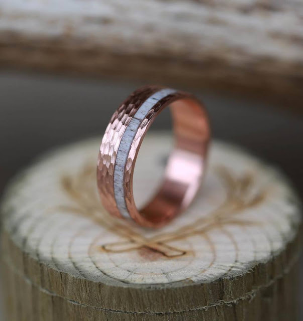 MODERN WEDDING RING DESIGNER JEWELLERY ACCESSORIES UNIQUE USA