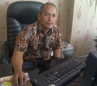 Kepala BLH Surabaya Musdiq Ali Suudi