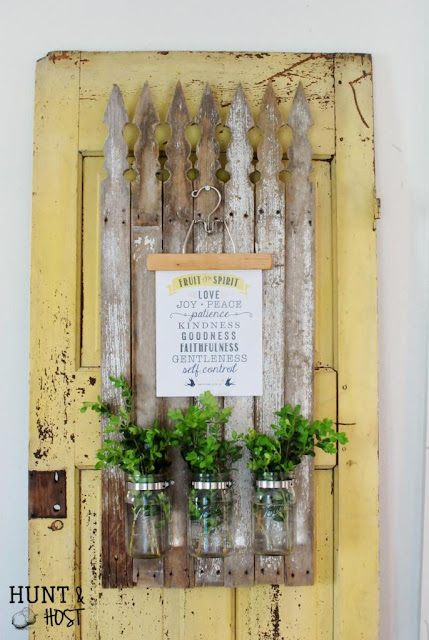 Magnolia Market inspired kitchen message board