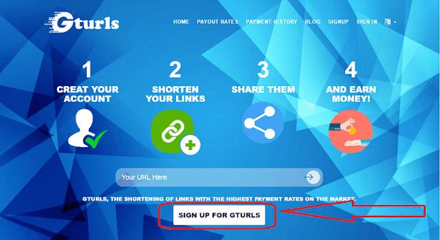 شرح gturls أسهل موقع عربي لتربح دولارك الأول من الأنترنت