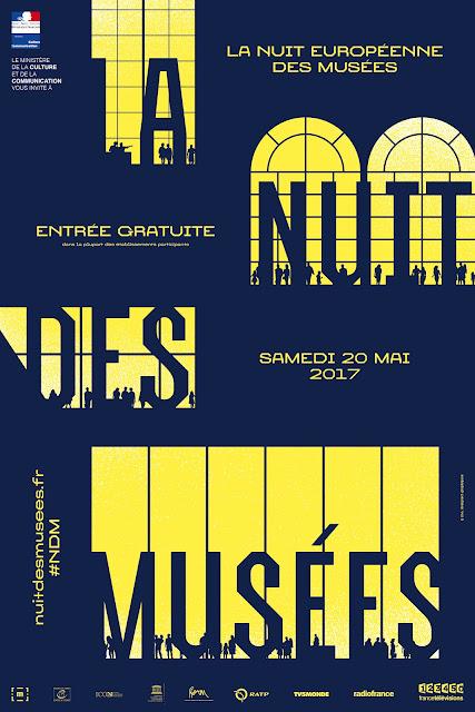 la Nuit des musées Pyrénées 2017