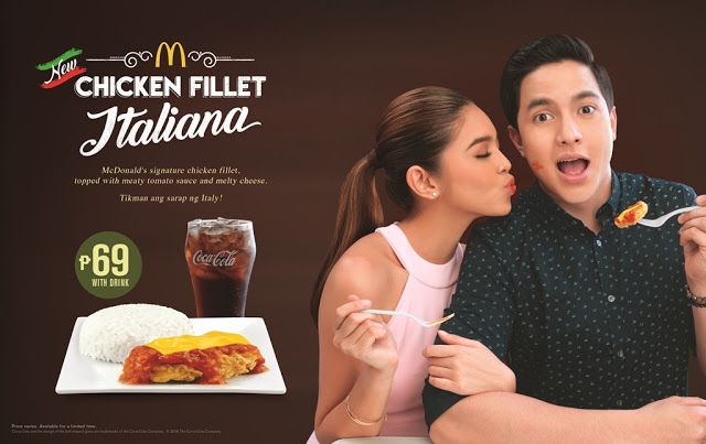 McDonald's Launches ALDUB'S New Favorite Meal
