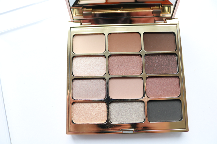 Stila Eyes Are The Window Shadow Palette in Soul review