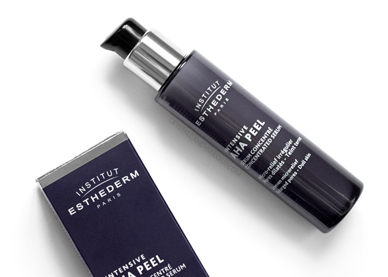 Institut Esthederm Intensive AHA Peel Concentrated Serum Review