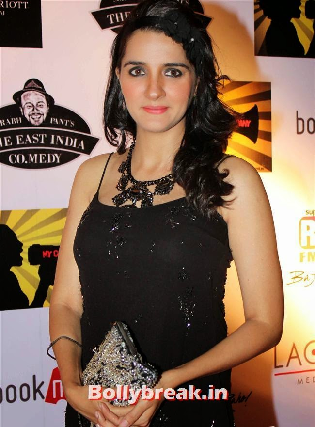 Shruti Seth, Shruti Seth, Maria Goretti at 4th Annual Ghanta Awards