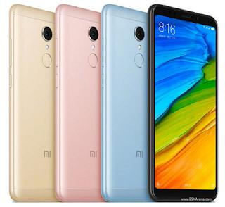harga Xiaomi Redmi 5 keluaran terbaru
