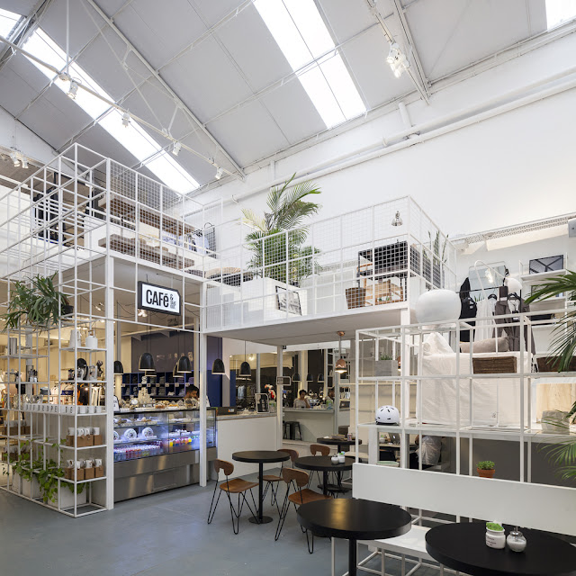 Green Pear Diaries, interiorismo, retail, Editor Market, Buenos Aires, Argentina