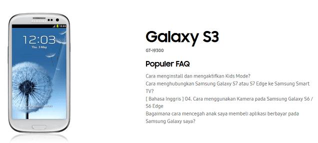 Tutorial Root Samsung S III Menggunakan Odin3