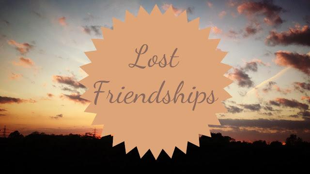 Lost Friendships
