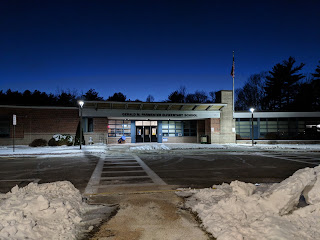 Franklin Public Schools: 2 hour delay due to icy conditions - Weds, Jan 24