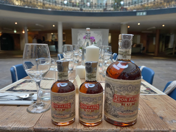 Dinner of the Dons with Don Papa Rum