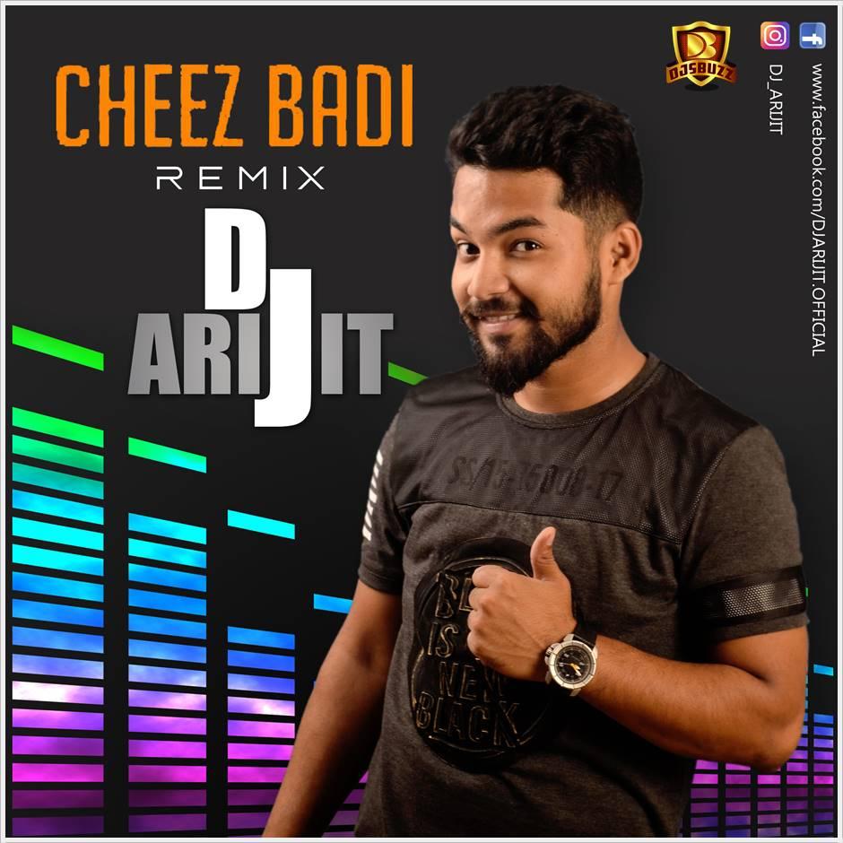 Tu Cheez Badi Download 2017: Cheez Badi Remix