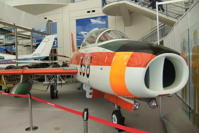 tokorozawa-t1b T1B練習機